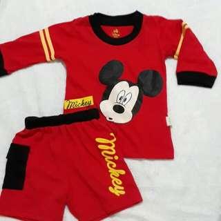 Shirt set (9-12 mos)