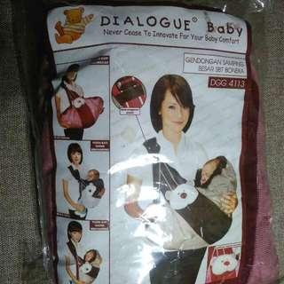 Gendongan Baby Dialogue