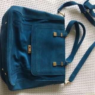 Equipment leather bag