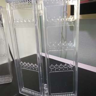 [RM10 FOR ALL 4] Earring Organizer