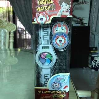 YoKai Watch (Digital Watch)