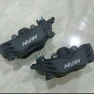 Nissin Calipers
