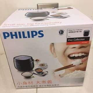 飛利浦迷你電子鍋HD3060