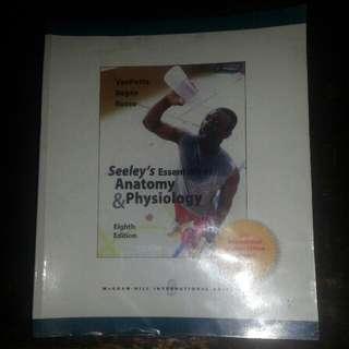 Seeley's Essential Anatomy & Physiology 8th Ed.