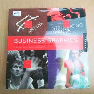 [Design] Hard Cover Business Graphics Design Book