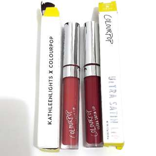 Colourpop Ultra Satin Lip Authentic