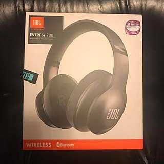 正版 JBL® Everest™ 700 Wireless Headphone Bluetooth 4.1 無線藍芽耳筒