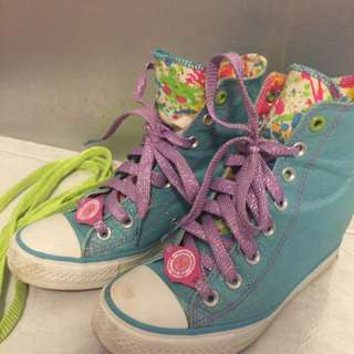 Skechers girl sneakers shoe
