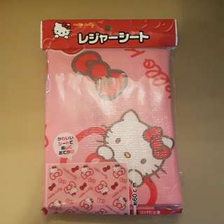 全新Hello Kitty 地墊