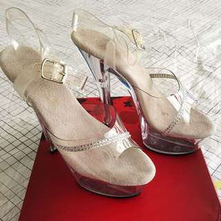Competition Stage Heels
