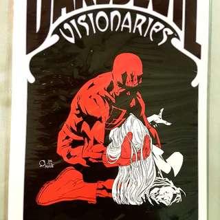Daredevil Visionaries (Joe Quesada)