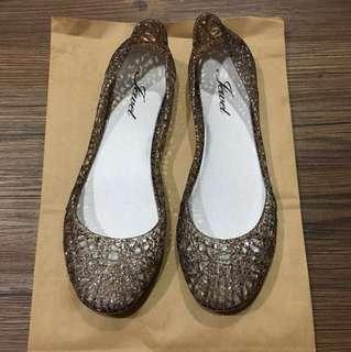 果凍鞋(全新-日本帶回來)