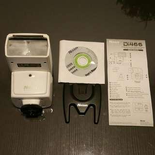 Nissin Digital Flash Di466 - Micro Four Thirds System