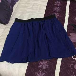 Stradivarius Flare Skirt