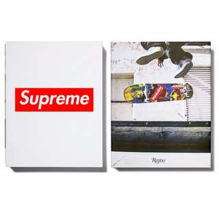 Supreme : Downtown New York Skate Culture