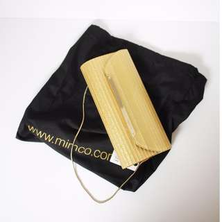 MIMICO PREMIERE CLUTCH in gold