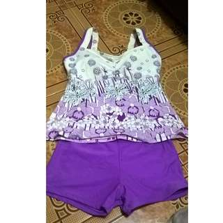 PRE-LOVED SWIMSUIT TWO PIECE