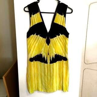 Sass And Bide Silk Dress Size 6
