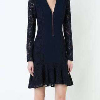 Ginger and Smart Envision Dress - Navy