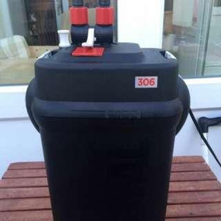 Fluval filter 306 canister