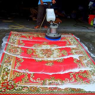 Carpet Heavy Shampoo Wash