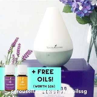 Dewdrop™ Diffuser – Young Living