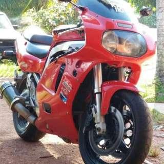 Suzuki gsxr750wp