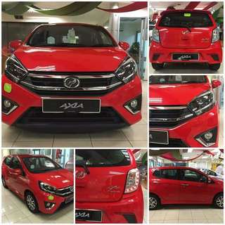 Axia auto 2017