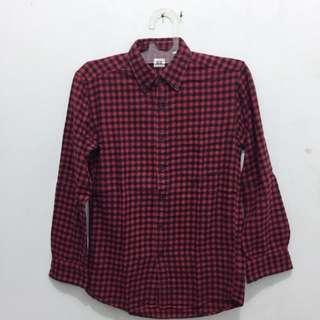 UNIQLO Flanel Shirt