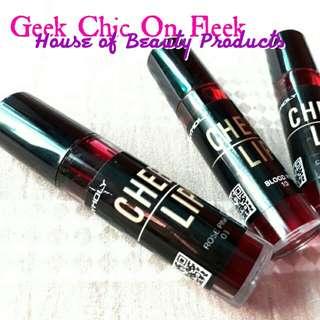 Cheek & Lip Tints (See available shades)