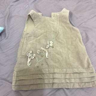燈芯絨BB衫