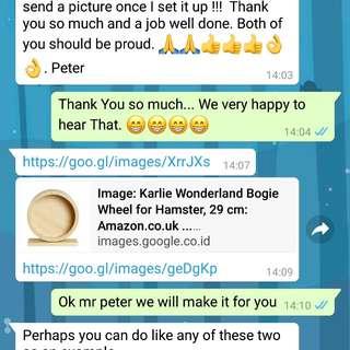 testimoni Kandang Hamster