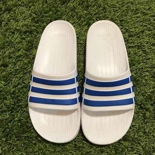 Adidas 雨天必備藍白拖鞋  #幫你省運費