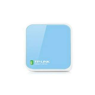 TP-LINK 150Mbps Wireless N Nano Router (AP, Client, Router, Repeater, and Bridge modes)