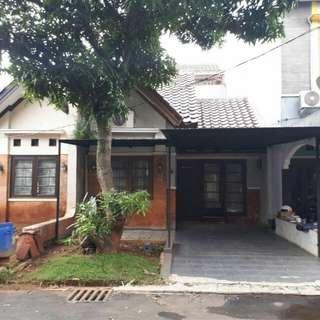 House For Sale In GRAND DEPOK CITY (GDC)-Cluster Anggrek 3