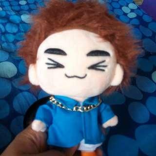 GOT7 jinyoung jr. dream knight doll