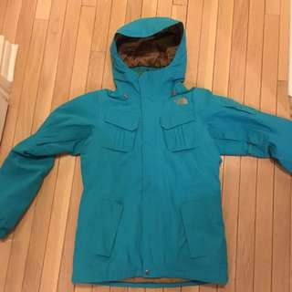 Northface Ski Jacket -medium