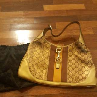 Authentic Jackie Gucci Preloved
