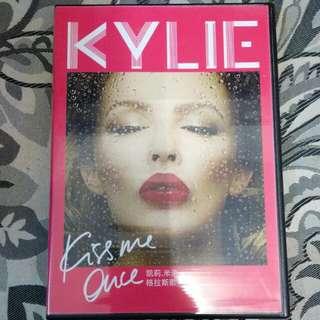 Kylie KISS ME ONCE Tour Dvd