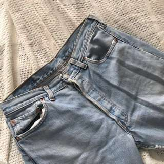 Vintage Levis High Waisted Jeans Size 8