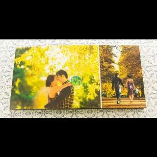 Premium Flush Mount Photo Albums (Acrylic Cover)