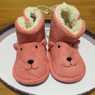 Baby shoes winter boots