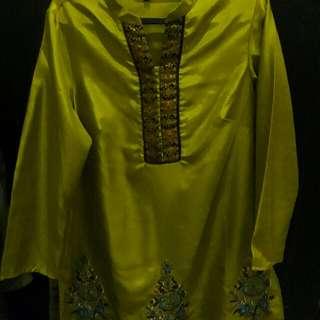 Blouse Panjang ( Tunic )
