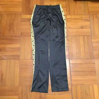 a bathing ape pants sweatpants sport pants