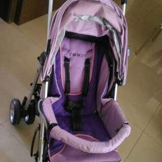 Zooper Bolero嬰兒手推車