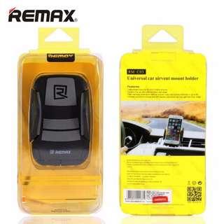Remax 汽車移動電話支架 –  灰黑色