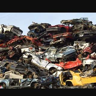 Scrap or export your car