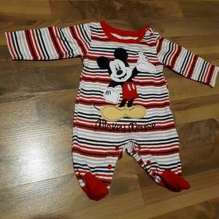 Baby Unisex Apparel 3-6 Mths (Disney)