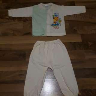 Baby New Born Apparel (2 sets)