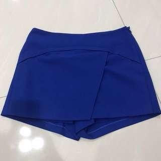 NET 寶藍色褲裙